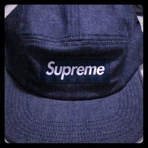 Supreme (real) leather strap back